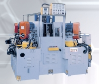 7-SPINDLE ROTARY TABLE TYPE PROCESSING MACHINE