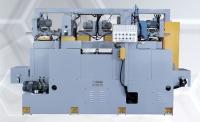 十轴转盘式加工专用机