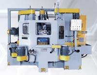 九軸轉盤式加工專用機