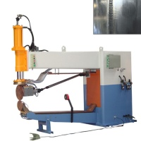 Long-Throat Seam Welder