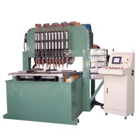 Automatic Hollow-Core-Flooring Spot Welder