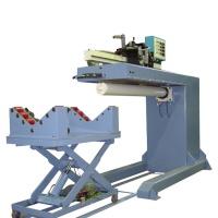 Straight-Line Welding Table (for huge vats)
