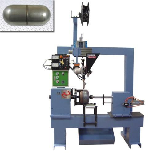 Model Gas Cylinder Submersible-Arc Welder