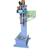 Vertical Auto Rotary Welding Table (with rotary argon-welding gun)