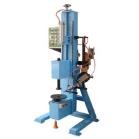 Vertical Auto Rotary Welding Table (with slide-way)