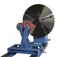 Welding Turntable (with workpiece-turning arm)