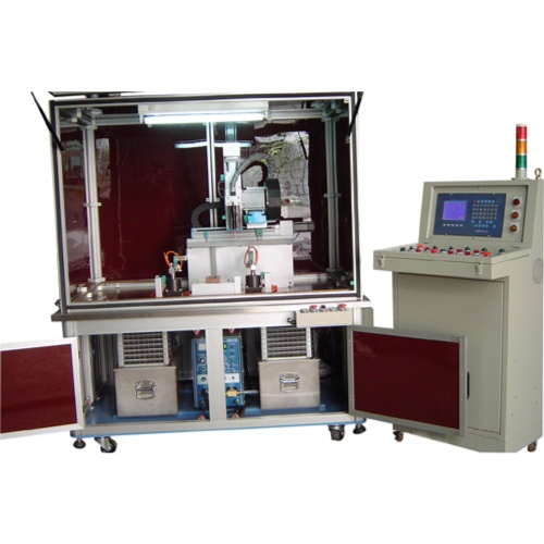 Three-Axial Auto Welding Table (for heat plate)
