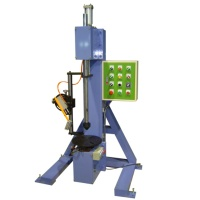 Vertical Auto Rotary Welding Table