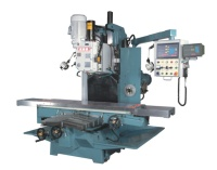 HEAVY DUTY BED TYPE MILLING MACHINE