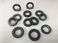 POWER STEERING SEAL (NYLON COVERED)