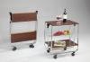 折疊木製餐車