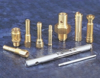 High-difficulty operation of lathe turning, milling, drilling, hinging, and tapping.