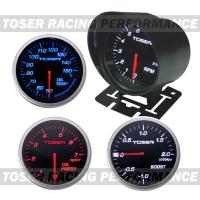 Racing gauges