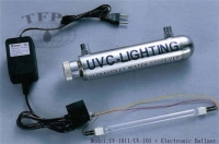 紫外線殺菌器