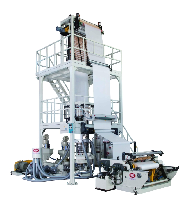MULTI-LAYER CO EXTRUSION BLOWING FILM LINES