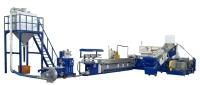 STRAND TYPE PET PLASTIC RECYCLING MACHINE