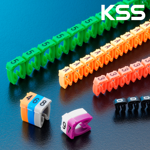 Color Coded Cable Marker (SM)