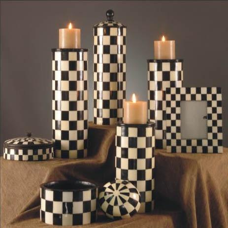 蠟燭、燭台