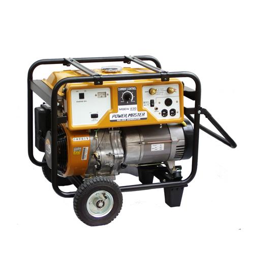 电焊发电机