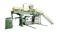 Large Multilayer Blow Molding Machine