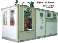 All Electric driven Blow Molding Machine