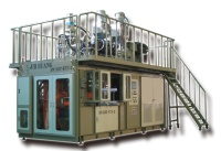 Multilayer Co-extrusion Blow Molding Machine