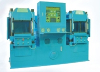 High pressure compression shaping machine