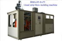 All Electric Driven With Visual Strip Blow Molding Machine