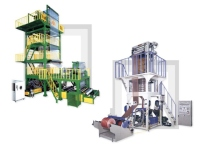 Co-Extrusion Blowing Machine