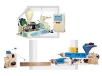 Plastic Recycling & Pelletizing Machine
