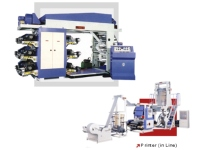 Flexographic Printing Presses (2/4/6 color )