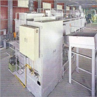 Auto Dipping, Spinning, and Coating System