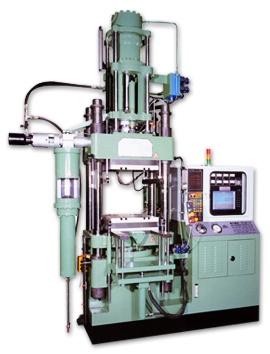 矽膠自動射出成型機
