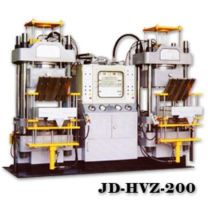 Vacuum Type Hydraulic Molding Machine