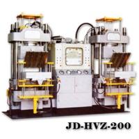 Vacuum Type Hydraulic Molding Machine