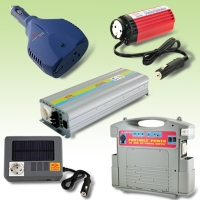 Car power inverters