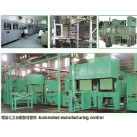 Automated Manufacturing Control