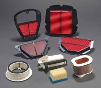 AIR FILTER FOR MOTORCYCLE AND MOTOR