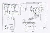 PVC粉, DOP自動計量混合系統