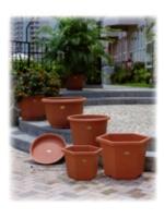 Large-sized garden planter