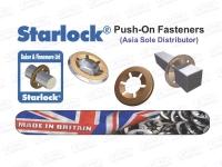 Starlock? Push-On Fasteners