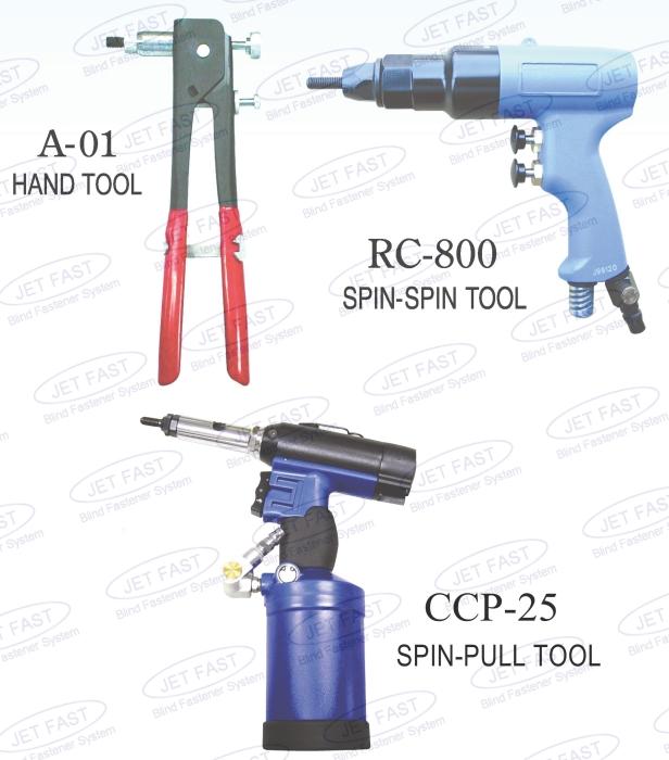 Rivet Nut Installation Tools