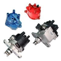 IGNITION DISTRIBUTOR ( Ignition Module, Ignition Coil, Cap, Rotor & Ignition Cable )