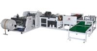 全自动编织袋裁切缝制机