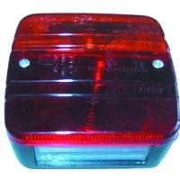 Lamp; trailer; rear lighting