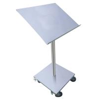 Stainless-steel Speech Platform