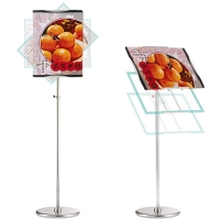 Rotatable Sign Stand