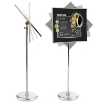 Telescopic Sign Stand