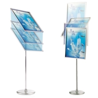 Adjustable Sign Stand