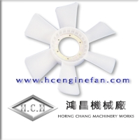 NISSAN UD340 CW520 水箱风扇 鸿昌